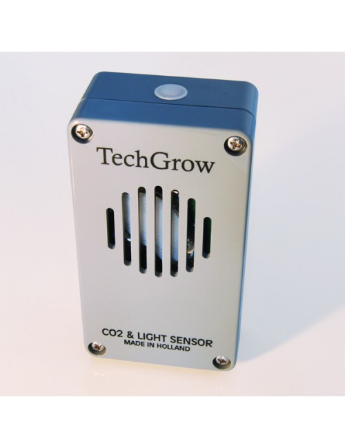 SENSOR CO2 Y LUZ S-2 TECHGROW