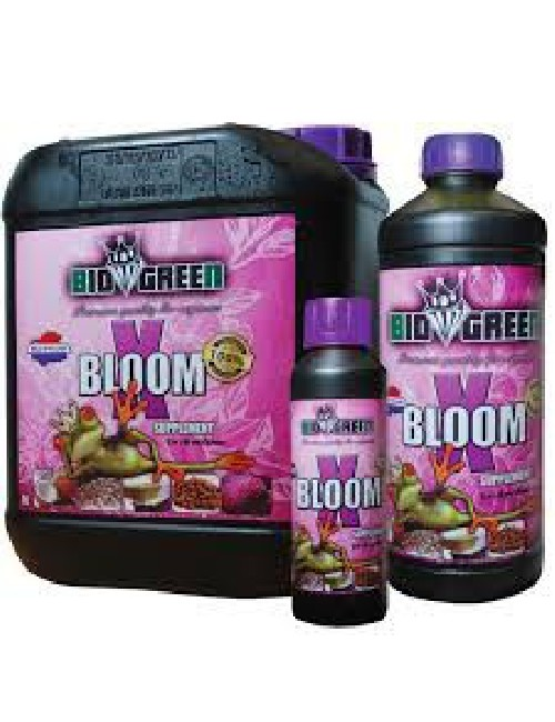 BIOGREEN X BLOOM