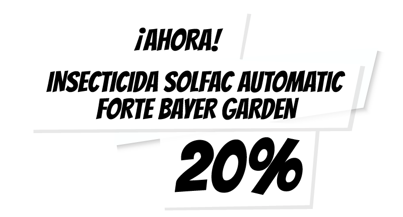 Solfac-Automatic-Forte-Bayer-Garden